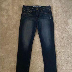 American Eagle DenimX skinny jeans